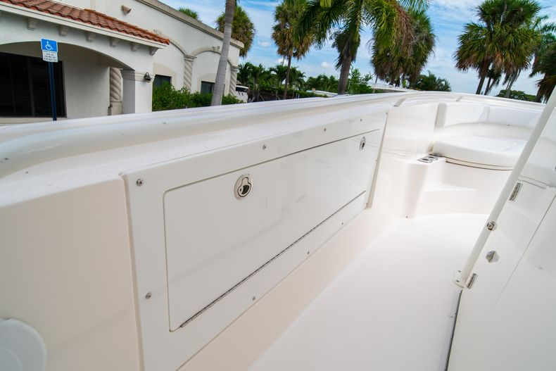 Thumbnail 47 for Used 2012 Edgewater 318CC Center Console boat for sale in West Palm Beach, FL