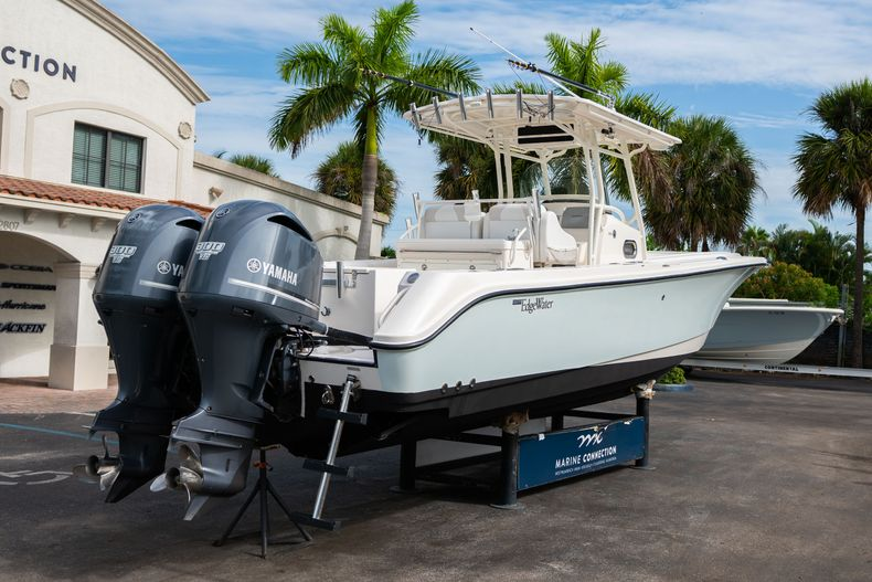 Thumbnail 10 for Used 2012 Edgewater 318CC Center Console boat for sale in West Palm Beach, FL