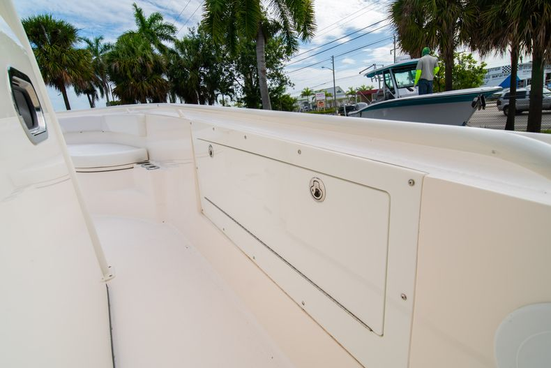 Thumbnail 45 for Used 2012 Edgewater 318CC Center Console boat for sale in West Palm Beach, FL