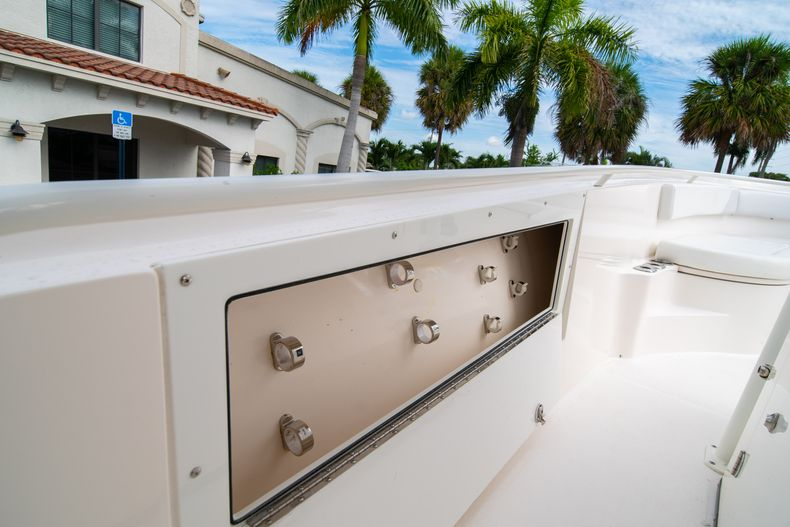 Thumbnail 48 for Used 2012 Edgewater 318CC Center Console boat for sale in West Palm Beach, FL