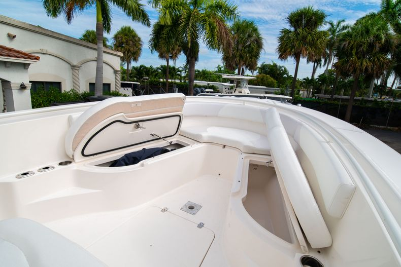 Thumbnail 51 for Used 2012 Edgewater 318CC Center Console boat for sale in West Palm Beach, FL