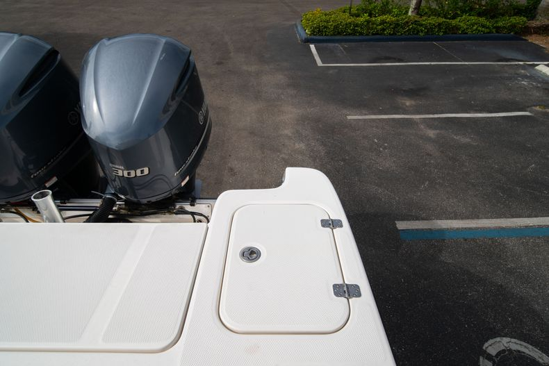 Thumbnail 19 for Used 2012 Edgewater 318CC Center Console boat for sale in West Palm Beach, FL