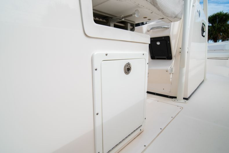 Thumbnail 24 for Used 2012 Edgewater 318CC Center Console boat for sale in West Palm Beach, FL