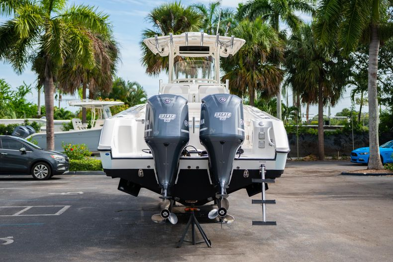 Thumbnail 9 for Used 2012 Edgewater 318CC Center Console boat for sale in West Palm Beach, FL
