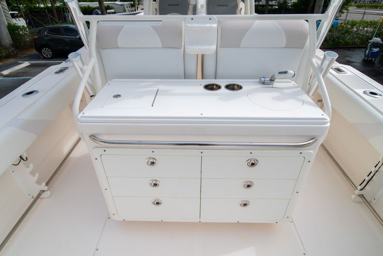 Thumbnail 26 for Used 2012 Edgewater 318CC Center Console boat for sale in West Palm Beach, FL