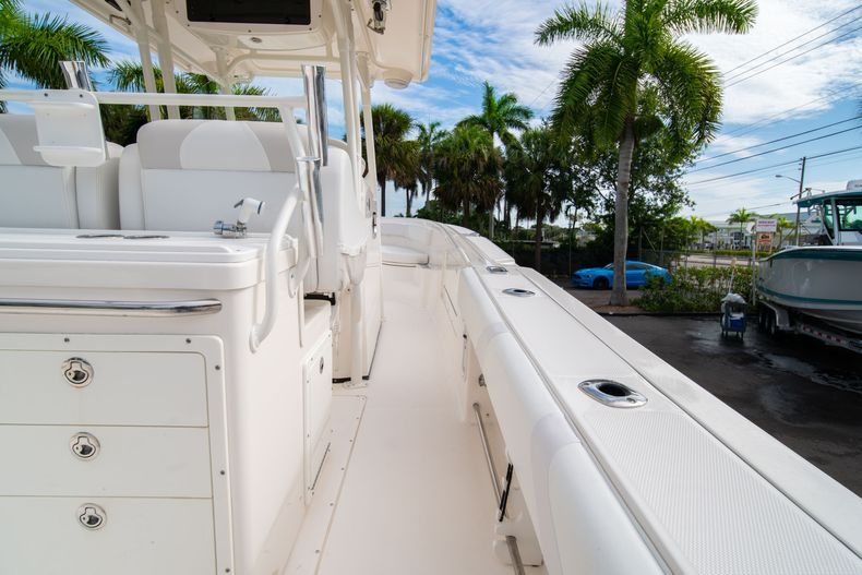 Thumbnail 23 for Used 2012 Edgewater 318CC Center Console boat for sale in West Palm Beach, FL