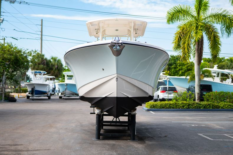 Thumbnail 3 for Used 2012 Edgewater 318CC Center Console boat for sale in West Palm Beach, FL