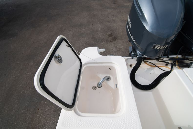 Thumbnail 14 for Used 2012 Edgewater 318CC Center Console boat for sale in West Palm Beach, FL