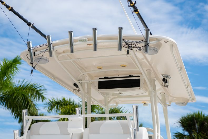 Thumbnail 12 for Used 2012 Edgewater 318CC Center Console boat for sale in West Palm Beach, FL