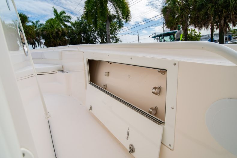 Thumbnail 46 for Used 2012 Edgewater 318CC Center Console boat for sale in West Palm Beach, FL