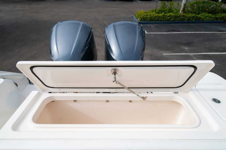 Thumbnail 17 for Used 2012 Edgewater 318CC Center Console boat for sale in West Palm Beach, FL