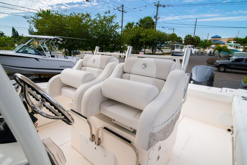 Thumbnail 43 for Used 2012 Edgewater 318CC Center Console boat for sale in West Palm Beach, FL