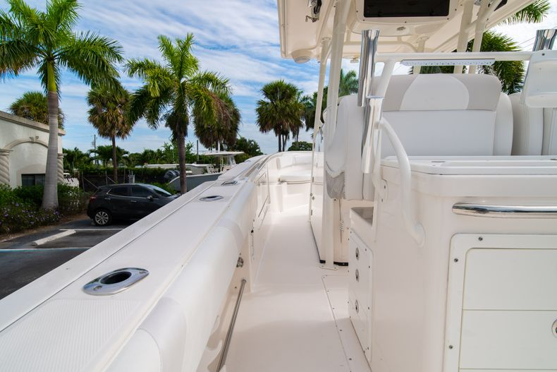 Thumbnail 28 for Used 2012 Edgewater 318CC Center Console boat for sale in West Palm Beach, FL