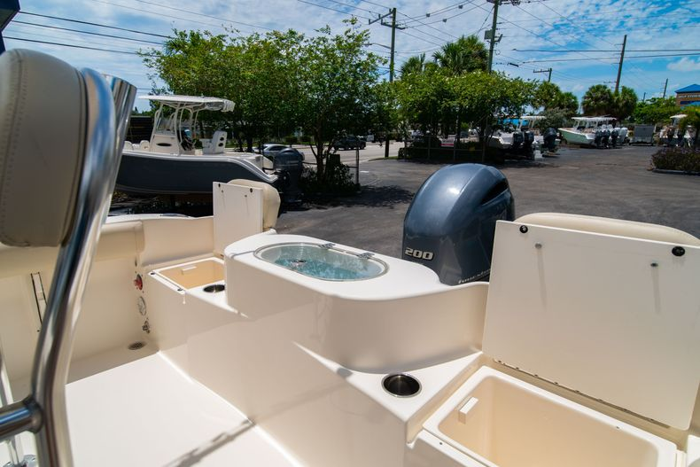 Thumbnail 16 for Used 2014 Cobia 217 Center Console boat for sale in West Palm Beach, FL