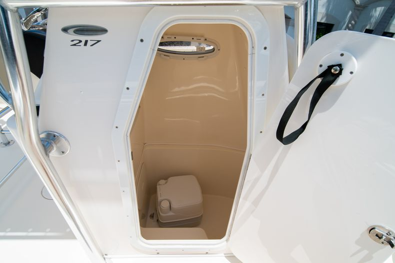 Thumbnail 33 for Used 2014 Cobia 217 Center Console boat for sale in West Palm Beach, FL