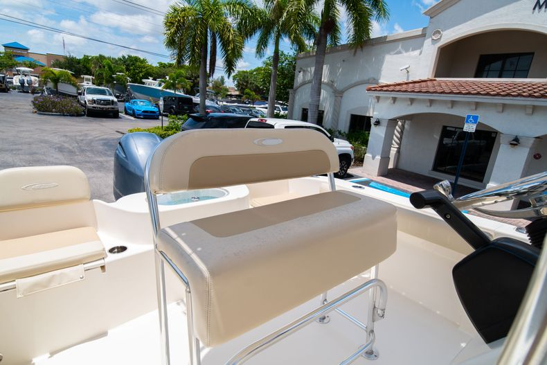 Thumbnail 28 for Used 2014 Cobia 217 Center Console boat for sale in West Palm Beach, FL