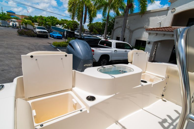 Thumbnail 14 for Used 2014 Cobia 217 Center Console boat for sale in West Palm Beach, FL