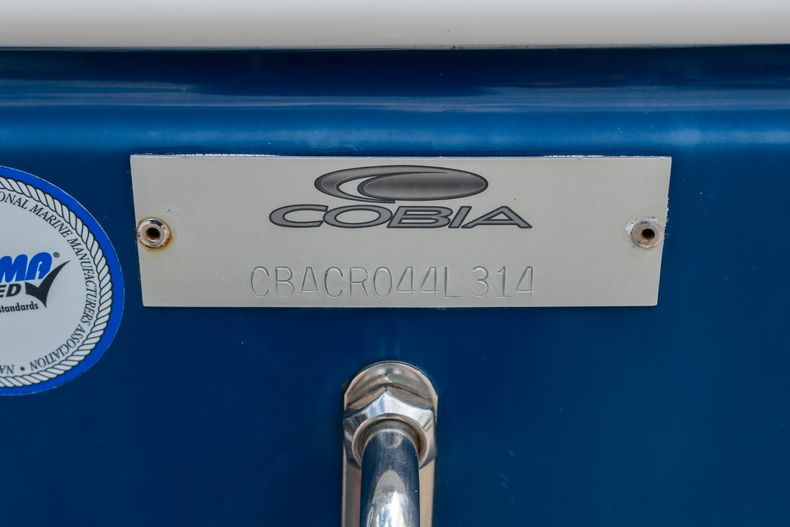 Thumbnail 40 for Used 2014 Cobia 217 Center Console boat for sale in West Palm Beach, FL