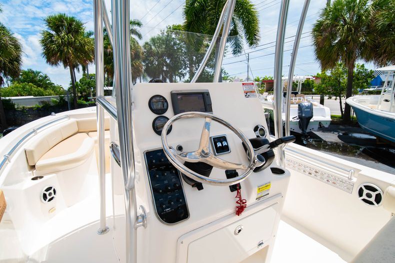 Thumbnail 27 for Used 2014 Cobia 217 Center Console boat for sale in West Palm Beach, FL