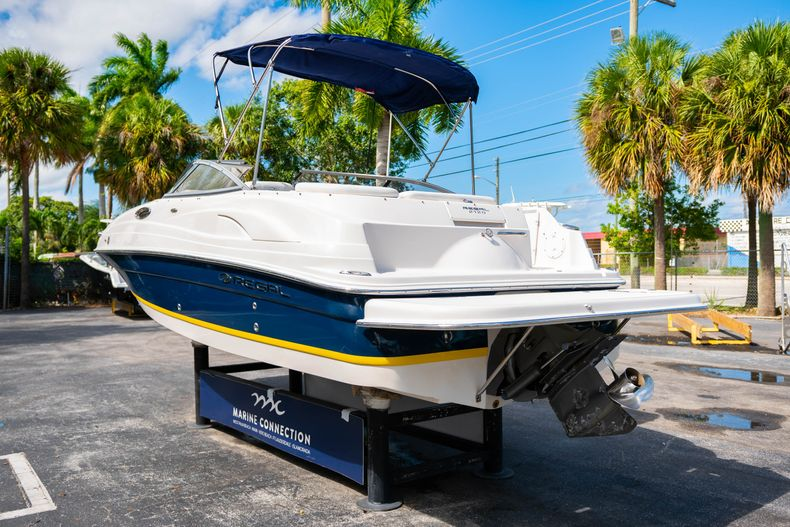 Thumbnail 7 for Used 2006 Regal 2120 Destiny boat for sale in West Palm Beach, FL