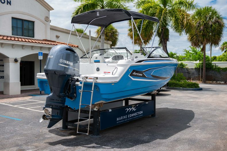 Thumbnail 7 for New 2020 Hurricane SP190 boat for sale in West Palm Beach, FL