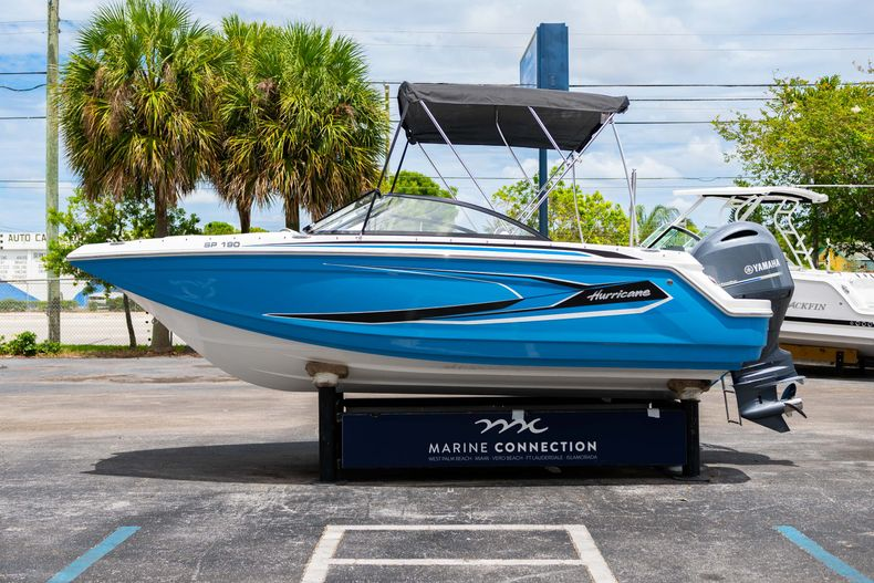 Thumbnail 4 for New 2020 Hurricane SP190 boat for sale in West Palm Beach, FL