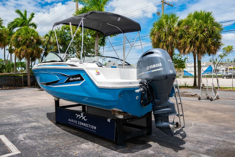 Thumbnail 5 for New 2020 Hurricane SP190 boat for sale in West Palm Beach, FL