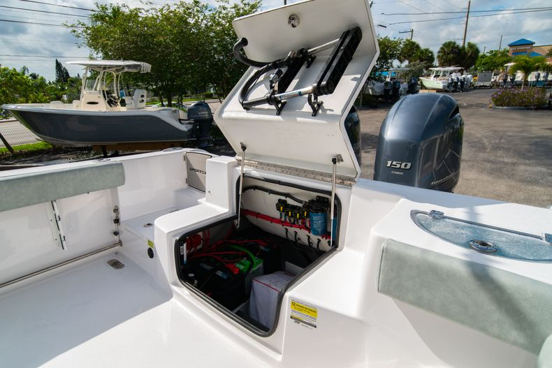 Thumbnail 18 for Used 2019 Sportsman Heritage 251 Center Console boat for sale in West Palm Beach, FL