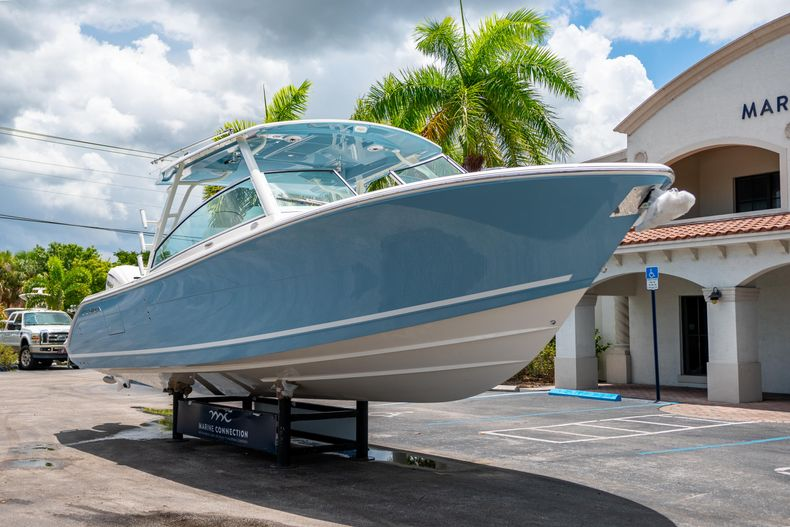 Thumbnail 1 for New 2020 Cobia 330 DC boat for sale in West Palm Beach, FL