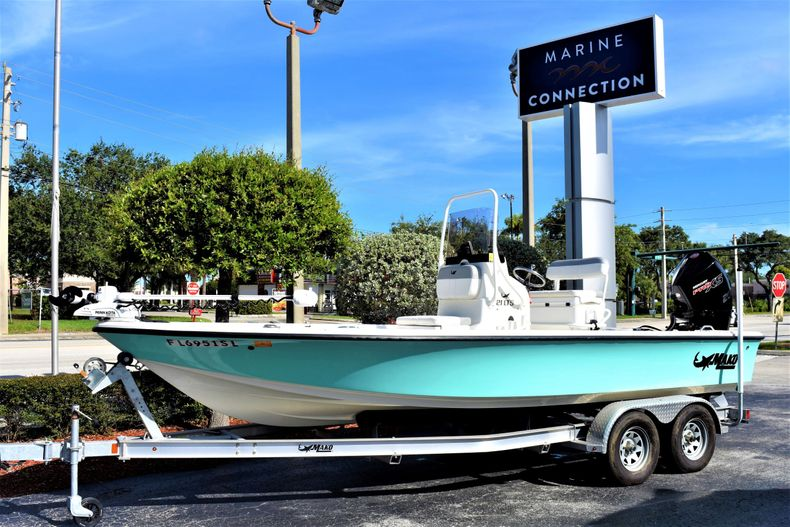 Used 2019 Mako 21 LTS boat for sale in Vero Beach, FL