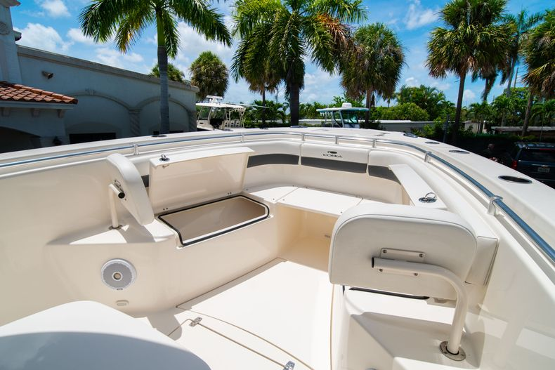 Thumbnail 41 for Used 2017 Cobia 277 CC Center Console boat for sale in West Palm Beach, FL