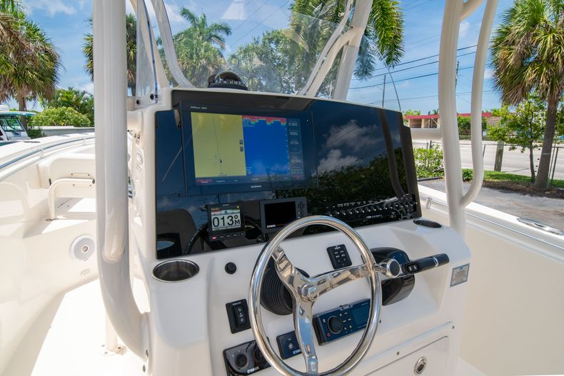 Thumbnail 33 for Used 2017 Cobia 277 CC Center Console boat for sale in West Palm Beach, FL