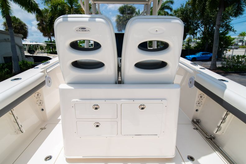 Thumbnail 22 for Used 2017 Cobia 277 CC Center Console boat for sale in West Palm Beach, FL