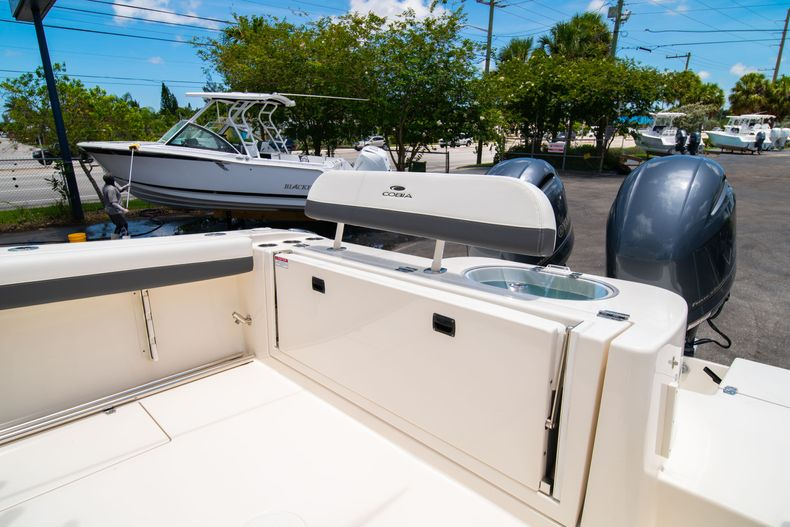 Thumbnail 17 for Used 2017 Cobia 277 CC Center Console boat for sale in West Palm Beach, FL