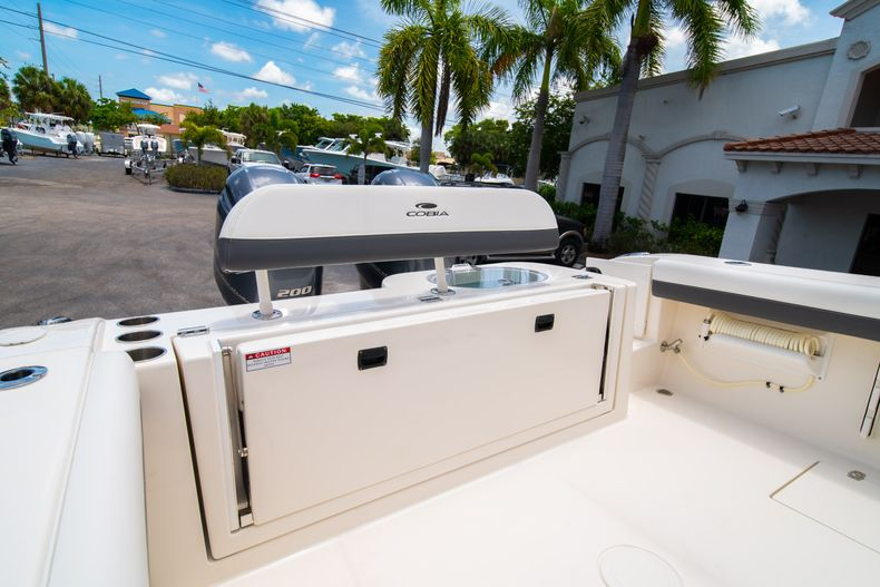 Thumbnail 15 for Used 2017 Cobia 277 CC Center Console boat for sale in West Palm Beach, FL