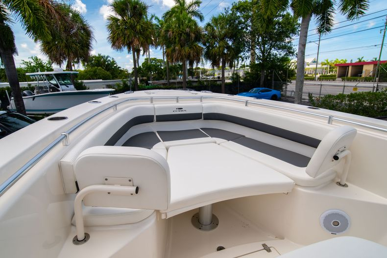 Thumbnail 43 for Used 2017 Cobia 277 CC Center Console boat for sale in West Palm Beach, FL