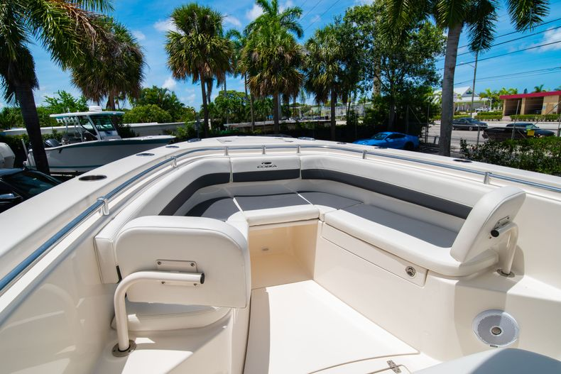 Thumbnail 44 for Used 2017 Cobia 277 CC Center Console boat for sale in West Palm Beach, FL