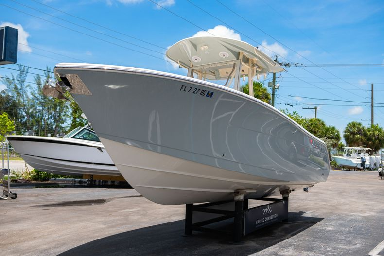 Thumbnail 4 for Used 2017 Cobia 277 CC Center Console boat for sale in West Palm Beach, FL
