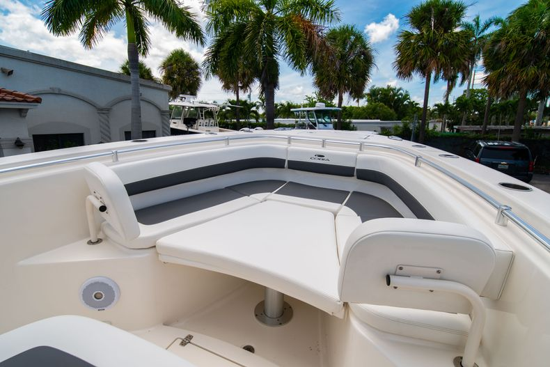 Thumbnail 39 for Used 2017 Cobia 277 CC Center Console boat for sale in West Palm Beach, FL