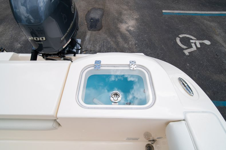 Thumbnail 17 for Used 2020 Cobia 220 CC boat for sale in West Palm Beach, FL