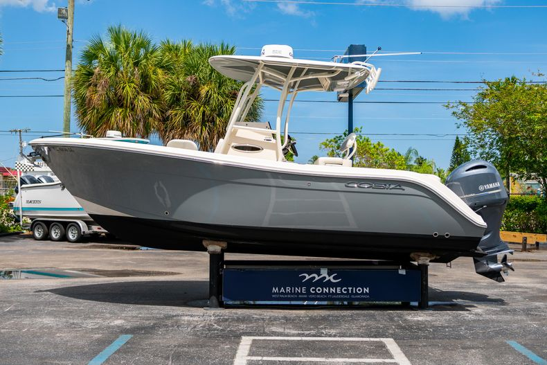 Thumbnail 6 for Used 2020 Cobia 220 CC boat for sale in West Palm Beach, FL