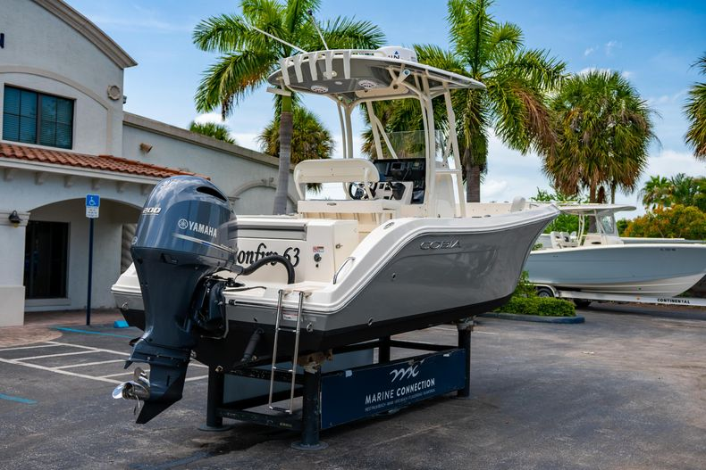 Thumbnail 10 for Used 2020 Cobia 220 CC boat for sale in West Palm Beach, FL