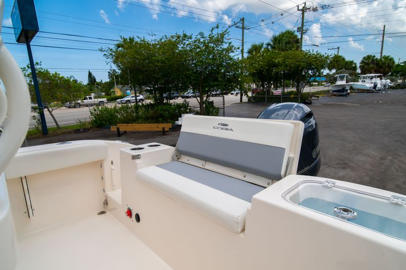 Thumbnail 16 for Used 2020 Cobia 220 CC boat for sale in West Palm Beach, FL