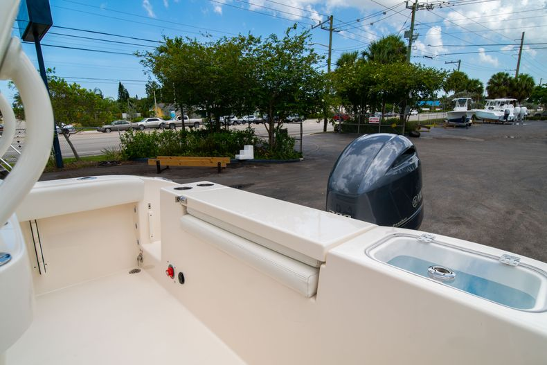 Thumbnail 15 for Used 2020 Cobia 220 CC boat for sale in West Palm Beach, FL