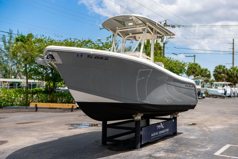 Thumbnail 4 for Used 2020 Cobia 220 CC boat for sale in West Palm Beach, FL