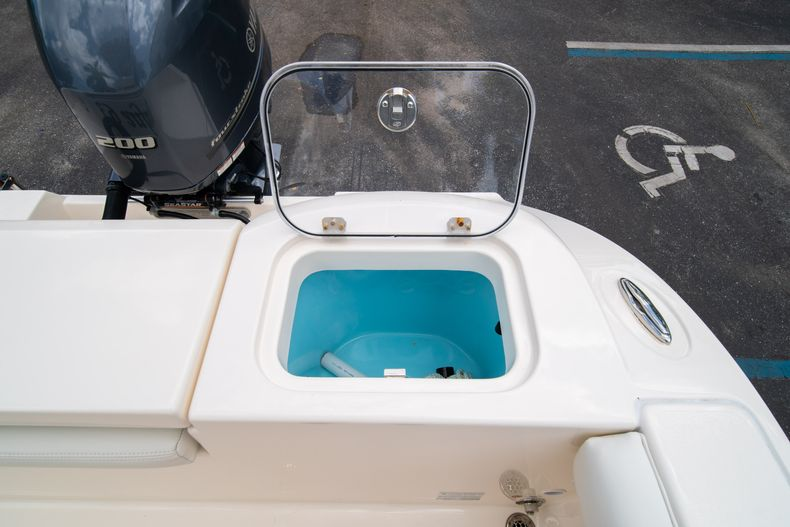 Thumbnail 18 for Used 2020 Cobia 220 CC boat for sale in West Palm Beach, FL