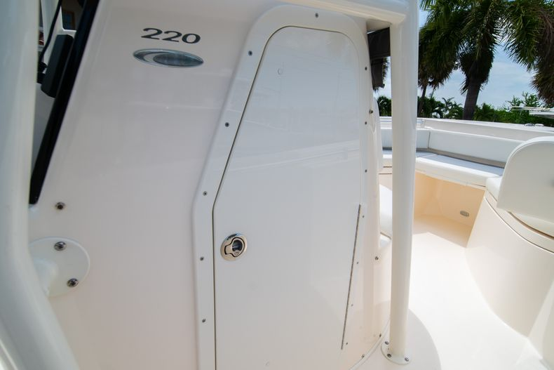 Thumbnail 37 for Used 2020 Cobia 220 CC boat for sale in West Palm Beach, FL