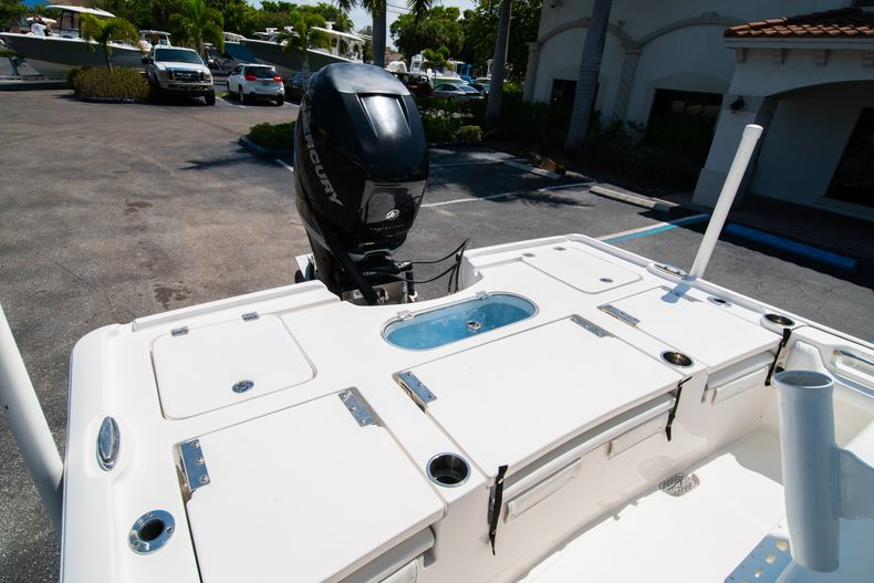 Thumbnail 13 for Used 2017 Tidewater 2500 Carolina Bay boat for sale in West Palm Beach, FL