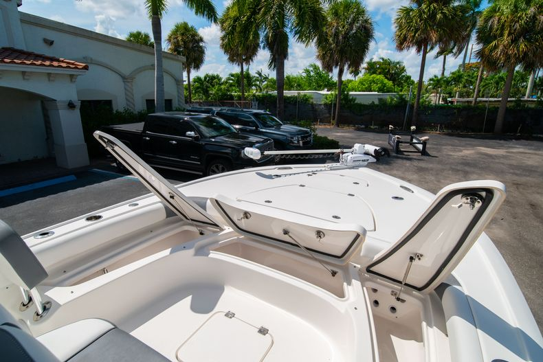 Thumbnail 44 for Used 2017 Tidewater 2500 Carolina Bay boat for sale in West Palm Beach, FL