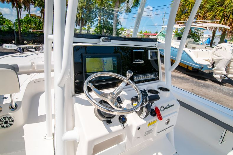 Thumbnail 32 for Used 2017 Tidewater 2500 Carolina Bay boat for sale in West Palm Beach, FL